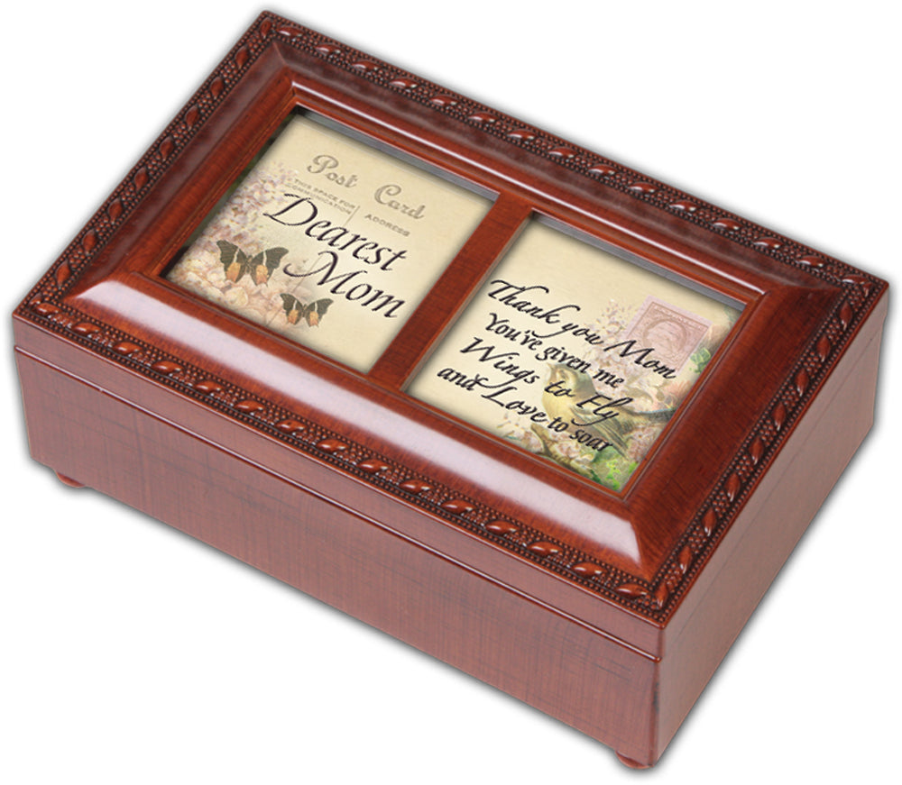 DEAREST MOM JEWELRY BOX