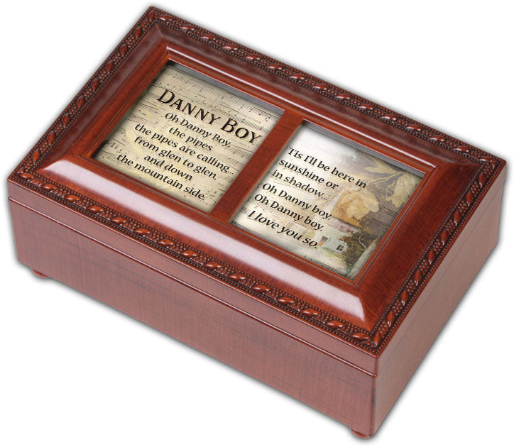 DANNY BOY JEWELRY BOX