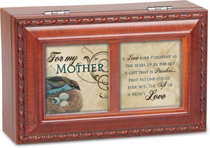 FOR MY MOTHER JEWELRY BOX