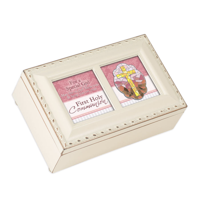 COMMUNION GIRL JEWELRY BOX