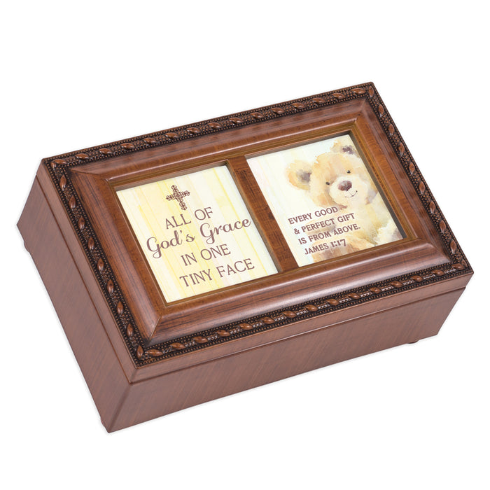 ALL OF GODS GRACE JEWELRY BOX