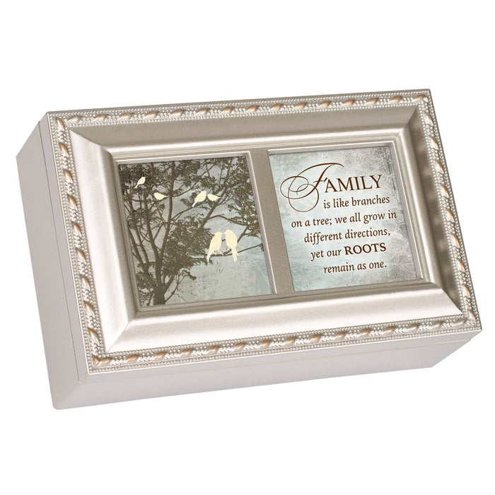 FAMILY LIKE BRANCHES ON A TREE JEWELRY BOX