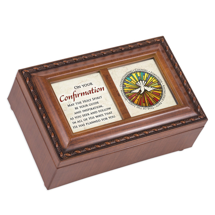 HOLY SPIRIT YOUR GUIDE JEWELRY BOX