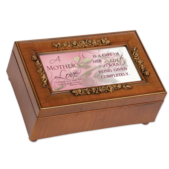 A MOTHERS LOVE SCRIPT MUSIC BOX