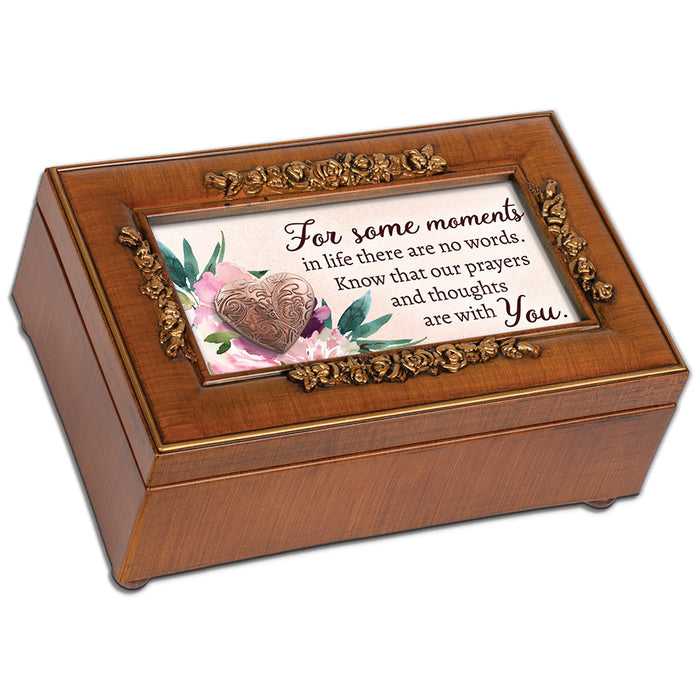 FOR SOME MOMENTS IN LIFE MUSIC BOX