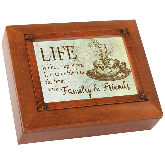 FAMILY AND FRIENDS KEEPSAKE BOX