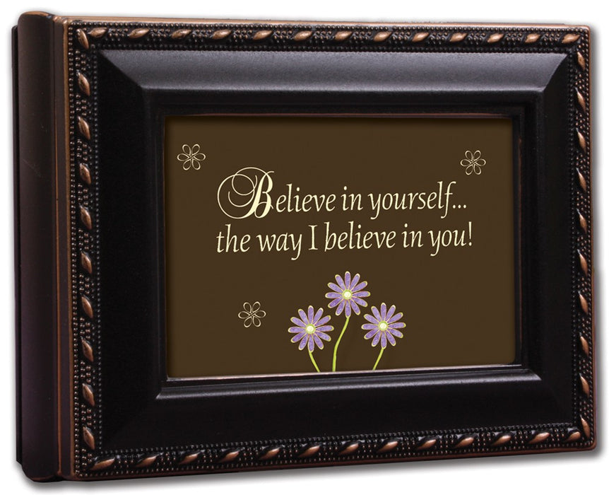BELIVE IN YOURSELF KEEPSAKE BOX