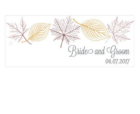 Bright Autumn Personalized Tag (9149510281)