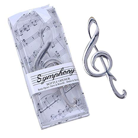 Symphony Chrome Music Note Bottle Opener (381689872)