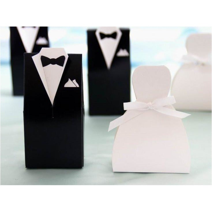 Tux wedding favour box (89860079)