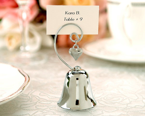 Practical Bell Placeholder Wedding Favour And Gift For Wedding