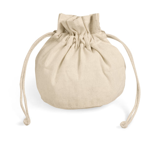Round Drawstring Cotton Gift Bags (80863264777)