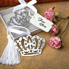 Crown Bookmark