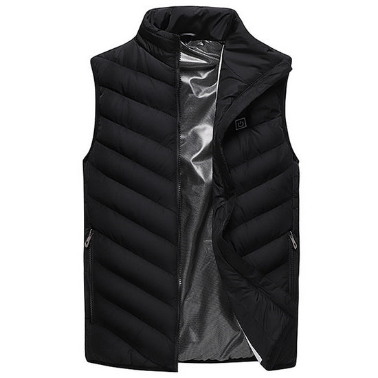 Smart Heated Vest - Stay Warm All Day