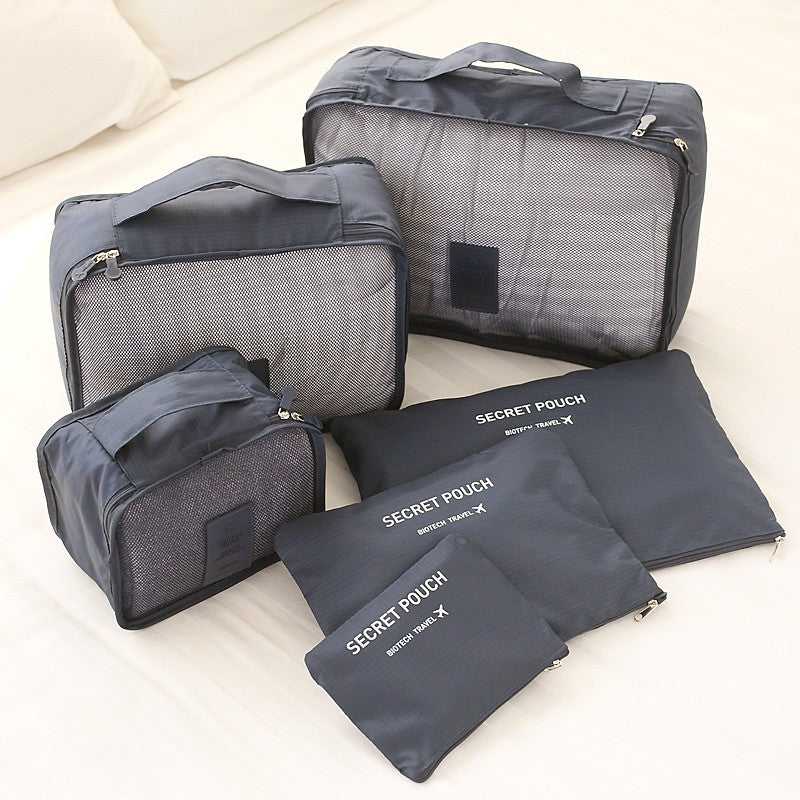 6-Piece Travel Divider & Organiser