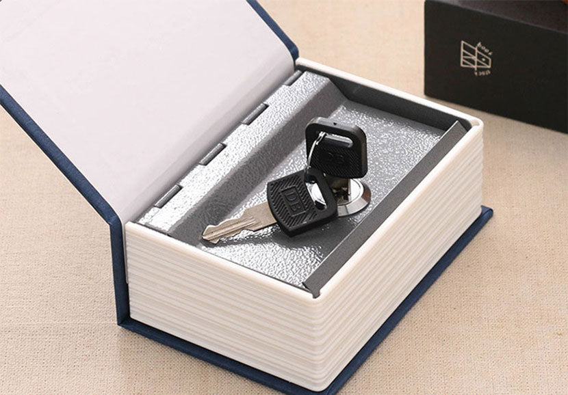 Secret book safe box - Ideal for hiding your valuables