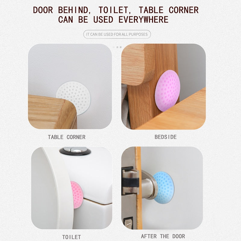 Door Crash Pad Door Stopper