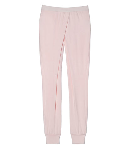 Baby Pink Origami Jersey Long Pants