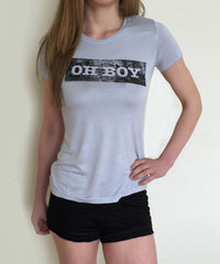 Oh Boy T- shirt
