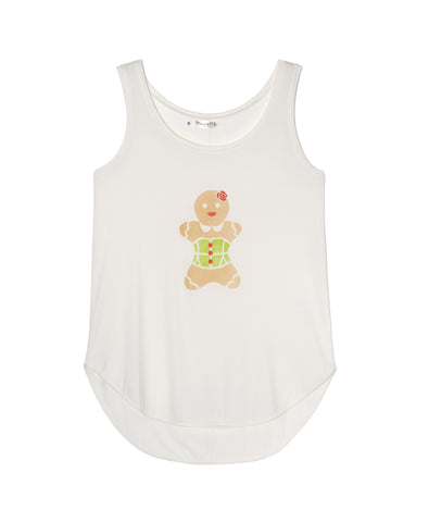 Cookie Girl Tank Top