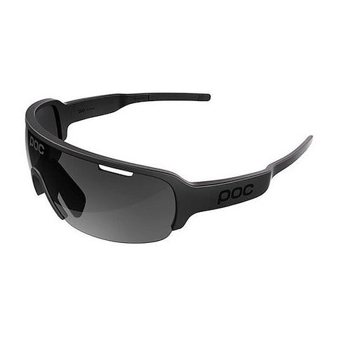 POC - DO HALF BLADE SUNGLASSES - URANIUM BLACK