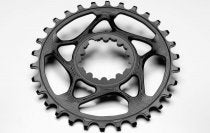 Absolute Black GXP SRAM Spiderless Direct Fitting Chainring