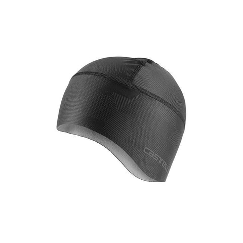 Castelli Headwear Pro Thermal Skully Light Black - Uni
