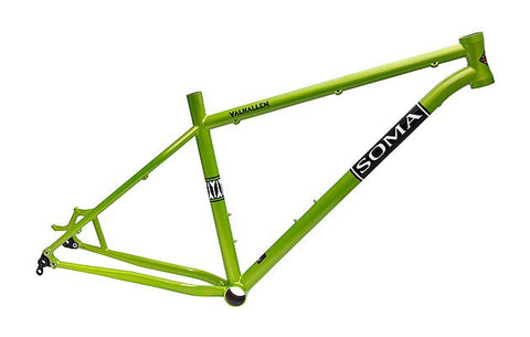 Soma VALHALLEN 27.5+ CANDY APPLE GREEN