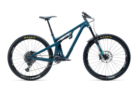 Yeti SB130 CLR Factory  21 - Lunch Ride