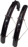 Chromoplastic Mudguard Front and Rear set