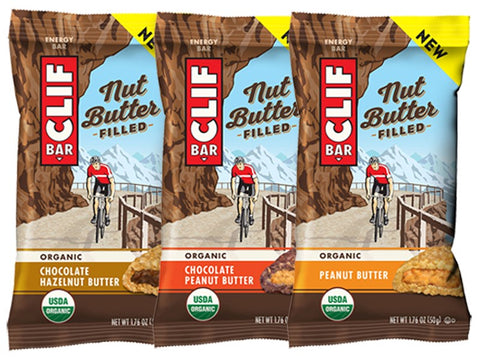 Clif Bar - Nut butter filled