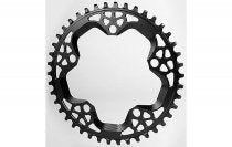 ABSOLUTE BLACK CYCLOCROSS - 110 + 130 BCD Chainrings