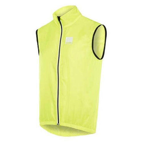 Hump Flare Gilet Safety Yellow