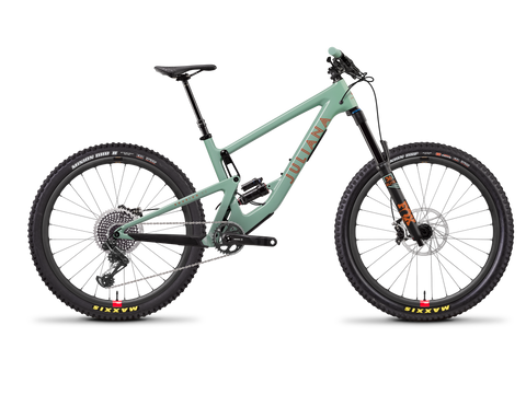 Juliana Roubion 3 - Frame or Bike build options