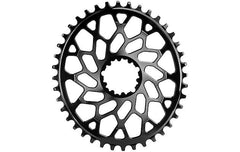Absolute Black Cyclocross Oval Ring Sram DM