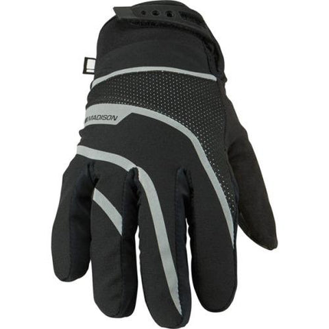 Madison Avalanche Mens Black Glove Front