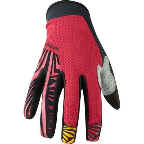 Madison Flux Mens Red/Black Glove