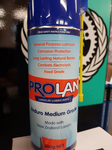 Prolan Enduro Medium Grade - Frame Protector