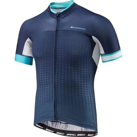 Madison Sportive Race Womens Short Sleeve Jersey Front