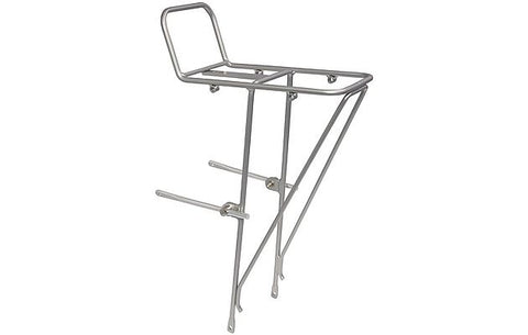 Soma Lucas 2 Mini Front Rack - Silver