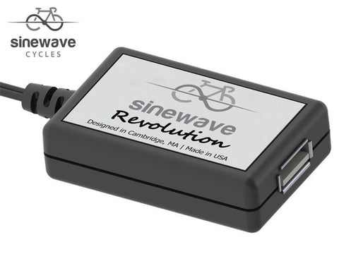 Sinewave Revolution USB Charger