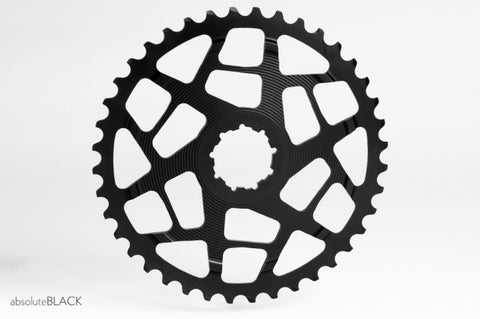 Absolute Black Cassette Cog 40T Black