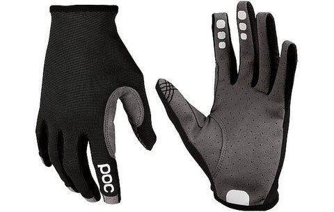 POC Resistance Enduro Glove - Black or Green - Full length