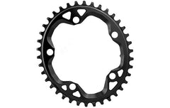 Absolute Black Cyclocross Oval Ring 5 Bolt