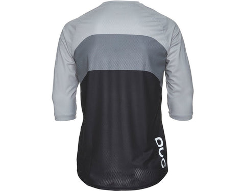 POC ESSENTIAL ENDURO 3/4 JERSEY - MULTI GREY