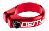 Deity Circuit Clamp Red