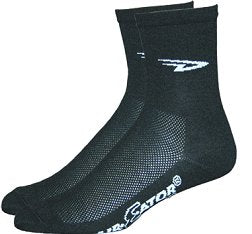 "DeFeet 6"" Cuff Tall Sock Aireator"