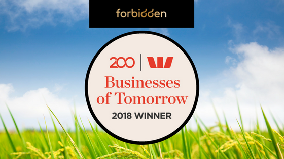 Westpac Top 200 - Forbidden Foods Rice Company