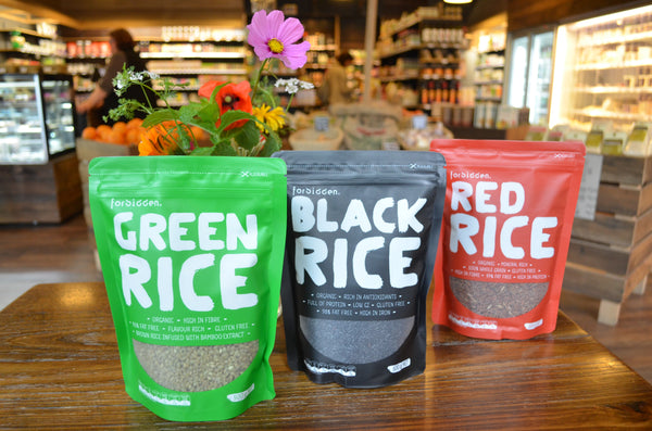 Melbourne-Southbank-Organic-Foods-Rice