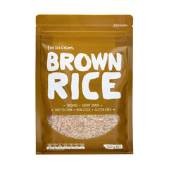 Forbidden Organic Brown Rice 500g